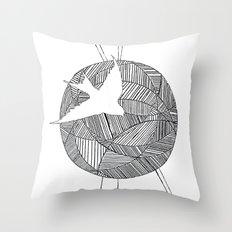 Celerity Throw Pillow