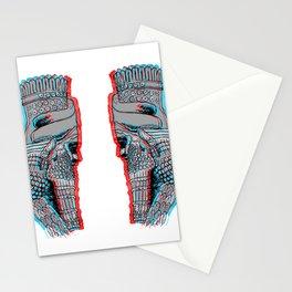 Lamassu - mesopotamian heritage Stationery Cards