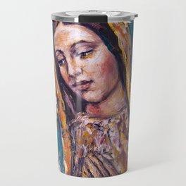 Guadalupe's Virgin Travel Mug