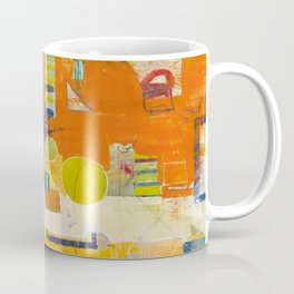 Up the Down Staircase Coffee Mug