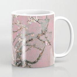 Almond Blossom - Vincent Van Gogh (pink pastel) Coffee Mug