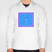 cracked Hoodies featuring Cracked! by Shawn King