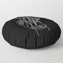 Palmistry Floor Pillow