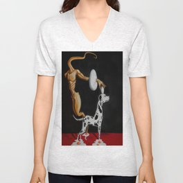 evidence for reincarnation Unisex V-Neck