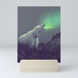 aurora Mini Art Print