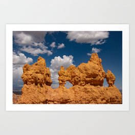 Bryce Canyon National Park, Utah - 2 Art Print