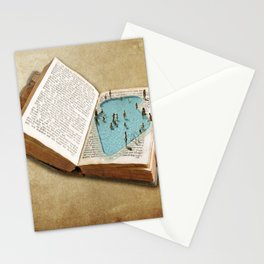 pocket pool Stationery Cards