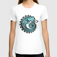 chameleon T-shirts featuring chameleon by Erdogan Ulker