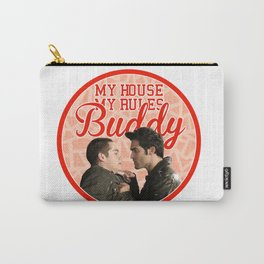 Sterek - My house, My Rules, Buddy Carry-All Pouch