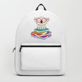 Reading Koala Backpack