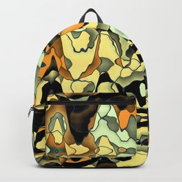 Rusty abstract Backpack