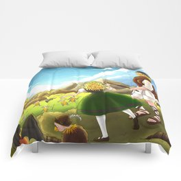 William Tell Freedom Fighter Comforters
