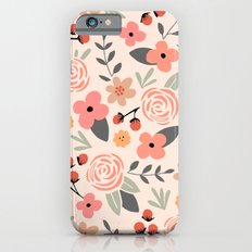 FLOWER FEST iPhone 6s Slim Case