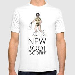 New Boot Goofin' T-shirt