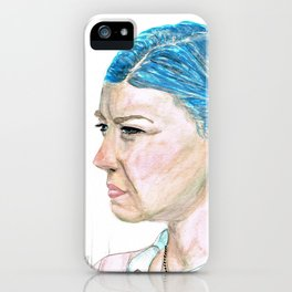 UNSCARRED iPhone Case