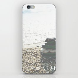 Sea Cures Everything iPhone Skin