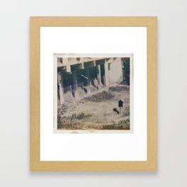 Alzheimer (search) Framed Art Print