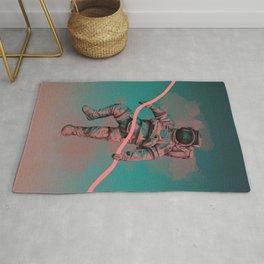 Fallen Astronaut Rug