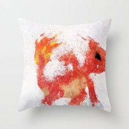 #005 Throw Pillow