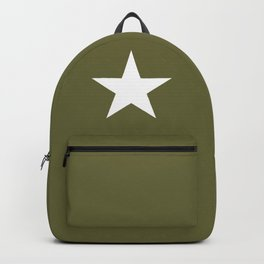 Army Star Backpack