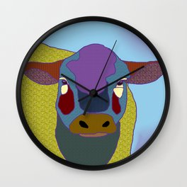 Molly  Moo Cow Wall Clock