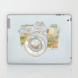 TRAVEL CAN0N Laptop & iPad Skin
