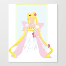 Neo Queen Serenity- Sailor Moon Canvas Print