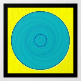 Energo Art Print