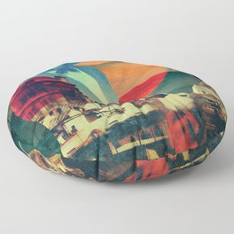 ABRACADABRA Floor Pillow