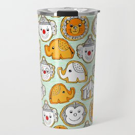circus cookies Travel Mug