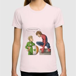 Superherov Niall and Louis T-shirt