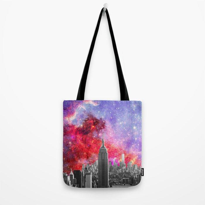 NEBULA NEW YORK Tote Bag