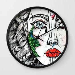 lqr Wall Clock