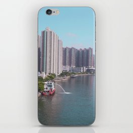 Tsuen Wan Harbour iPhone Skin