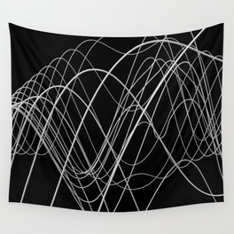 Line 004 Wall Tapestry