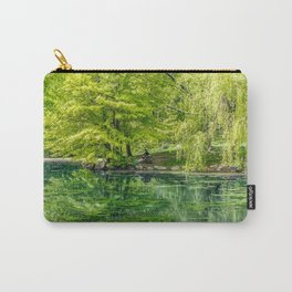 Central Park Reflection Pond Carry-All Pouch
