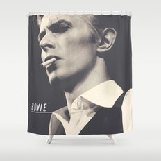 Bowie IX Shower Curtain