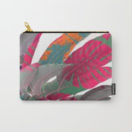Tropical abstract(5) Carry-All Pouch