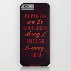 Gone with the Wind's Scarlet O'Hara Slim Case iPhone 6s