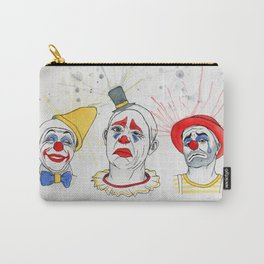 Clownerisms Carry-All Pouch
