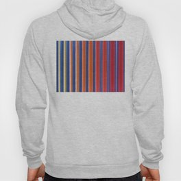 Hot & Cold Stripes Hoody