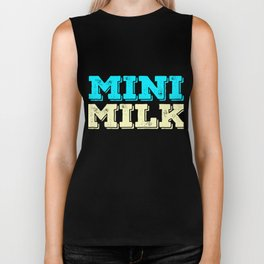 Stay cute and tiny but delicious with this bold tee design. Will absolutely make a perfect gift! Biker Tank