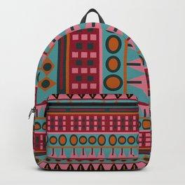 Aztec Carnival Backpack