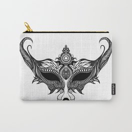 Venetian Wolf Carry-All Pouch