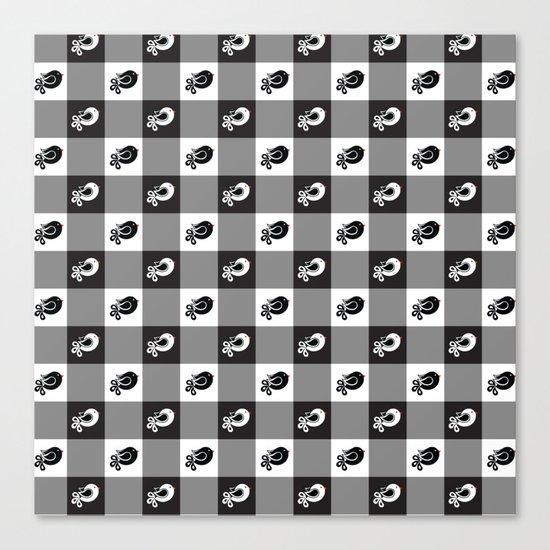 Pattern B Canvas Print
