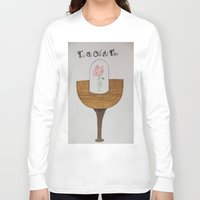 hakuna Long Sleeve T-shirts featuring Beauty and The Beast :) by BritniSimone