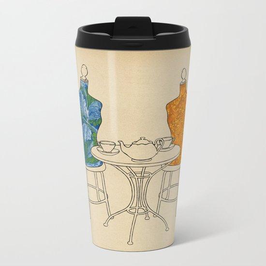 High Tea Metal Travel Mug