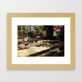 Butlers Chocolate experience Framed Art Print