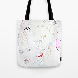 Marie Antoniette Tote Bag