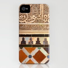 Details in The Alhambra Slim Case iPhone (4, 4s)